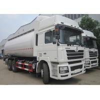 Buy cheap SHACMAN F3000 Bulk Cement Truck  6x4 28m3 Cement Delivery Truck Steel Structure from wholesalers