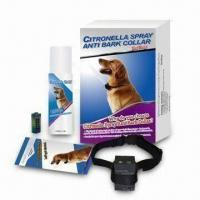 Buy cheap Spray Anti-bark Collar for Dogs, Humane and Effective, No Use of Shocks or Loud Beeps from wholesalers