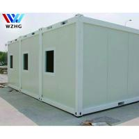 Buy cheap Luxury prefab tiny 20 40 feet fully furnished used shipping green house modular container home from wholesalers