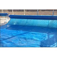 Buy cheap Anti - UV 100um 200um Swimming Pool Solar Cover Blue Color PE Bubble Blanket from wholesalers