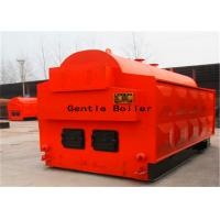 Buy cheap 80% Thermal Efficiency Wood Steam Boiler For Drying Cleaning Simple Installation from wholesalers