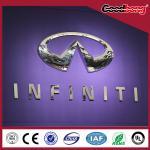 Buy cheap 3D Car Logo With Names,Custom 3D Car Emblem,ABS Chrome Car Badge DIY from wholesalers