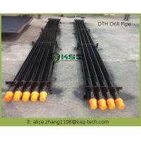 Buy cheap 76mm 89mm 114mm Rock Drilling Tools DTH Superior Drill Pipe from wholesalers