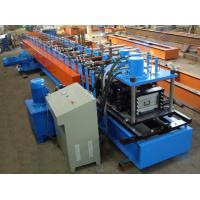 Buy cheap Fully Automatic Stud And Track Roller Forming Machine 10 Roller Stations from wholesalers