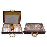 Buy cheap Craft Mah-Jong Sets in Wooden Cases from wholesalers