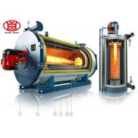 Buy cheap Compact Natural Gas Fired Thermal Oil Boiler Heater For Dyeing Mill from wholesalers