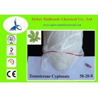 Buy cheap Pharmaceutical Intermediates Testosterone Cypionate 58-20-8 Raw Steroid Powders from wholesalers