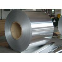 Buy cheap 0.27 Mm Thickness Aluminum Coil Stock 1052 Natural Color For Ps Ctp Offset Plate from wholesalers