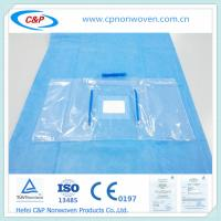 Buy cheap Medical Eye Drape With 3M Incise Film from wholesalers