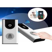 Buy cheap Smart Home WiFi Video Door Phone Built In PIR Sensor and Rechargeable Battery from wholesalers