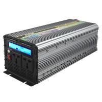 Buy cheap 2015 new LCD display Microtek Inverter Price , Off Grid 4000W Power Inverter DC to AC from wholesalers