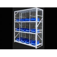 Buy cheap Anti Corrosion Warehouse Storage Shelves Steel Racks For Warehouse Stackable Design from wholesalers