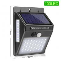 Buy cheap Outdoor Solar Motion Sensor Light Energy Saving For Garden Decoration from wholesalers