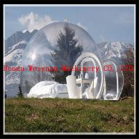 Buy cheap 5M PVC material High Quality InflatableTent/Camping Tents/Wedding Tent For Sale from wholesalers