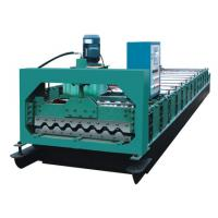 Buy cheap 312 roof tile ridge cap metal steel making profile machine from wholesalers