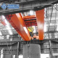 Buy cheap Lifting Cabin Control Double Girder Overhead Travelling Crane from wholesalers