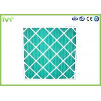 Buy cheap Flame Retardant Primary Air Filter G3 G4 Aluminum Mesh Protective Net from wholesalers