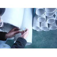 Buy cheap Chemical Industry Galvanized Steel Pipe , 114.3mm SCH20s / Sch 40 Stainless Steel Pipe from wholesalers