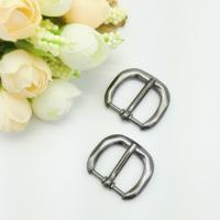 Buy cheap 28mm Rectangle Metal Ladder Lock Belt Buckle Loop For Shoes Adjuster from wholesalers