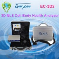 Buy cheap Multi - Language Medical 3D NLS Health Analyzer Body Diagnostic Machine from wholesalers