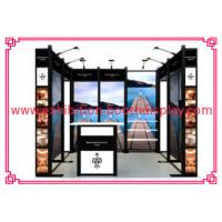 Buy cheap Retractable 3x3 Modular Exhibits Aluminum frame For convention from wholesalers