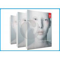 Buy cheap Original Windows DVD Adobe Graphic Design Software adobe cs6 extended lifetime guarantee from wholesalers
