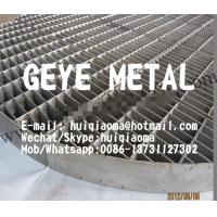 Buy cheap Tower Internal Support Plate, Packing Support & Hold Down Metal Grid Stainless Steel Gratings from wholesalers