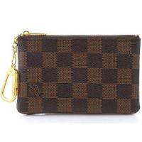 Wholesale Coin Purse Brown Damier Coin Pouch Key