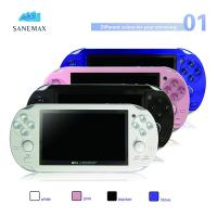 Buy cheap Sanemax 4.3inch TFT screen double joysticks mp5 player support TV-OUT and FM from wholesalers