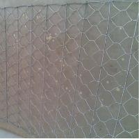 Buy cheap welded Weave Style and Galvanized Steel Wire Material superior quality decorative welded Gabion basket from wholesalers