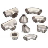 Buy cheap 300 Series Stainless Steel Pipe Fittings ANSI B16.9 Wall Thickness Sch5 - Sch160 from wholesalers