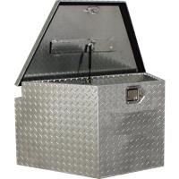 Buy cheap High quality truck trailer use aluminum chercker plate tool box from wholesalers