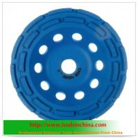 Buy cheap diamond cup wheel for grinding from wholesalers