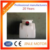 Buy cheap 50L Iron Hydraulic Oil Tank For Hydraulic Power Unit Black And White Color from wholesalers