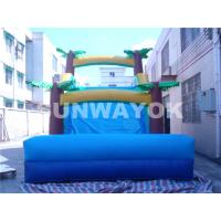 Top quality Outdoor Inflatable Interactive Games Blow up slide For Amusement park for sale