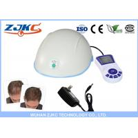 Buy cheap LLLT Hair Loss Laser Hair Cap , Laser Therapy For Hair Growth from wholesalers