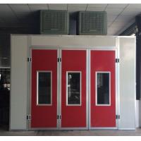 Buy cheap Economical Paint Booth Parts 380V 50HZ Infrared Spray Booths CE Approved from wholesalers