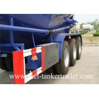Buy cheap 30CBM 40Ton Tanker Trailer For Powder And Particle Material Transportation from wholesalers