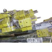Buy cheap MI Cable Type K N J S R Thermocouple Cable With Plug Class 1 IEC ANSI High Temperature from wholesalers