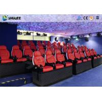Buy cheap Virtual Reality Electric 5D Simulator For 5D Movie Theater With 16 Kinds Of Effect product