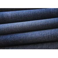 Buy cheap Multipurpose 8 To 13 Oz Denim Jeans Fabric Flame Retardant With Mix Yarn Count from wholesalers