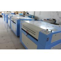 Buy cheap Linear Guide Rail CO2 Laser Engraving Machine For Leather / Paper / Plastic / Acrylic from wholesalers