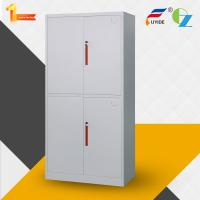 Buy cheap KD display steel cupboard, metal storage cabinets used for school,office from wholesalers