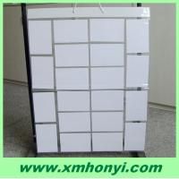 Buy cheap pvc photo album for 20 pictures,clear hanging picture pockets for 4'×6' photos from wholesalers