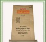 Buy cheap 25cm - 150cm light green, orange single, double folds multiwall paper bag from wholesalers