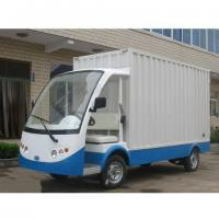 Buy cheap Box-Type Electric Cargo Truck from wholesalers