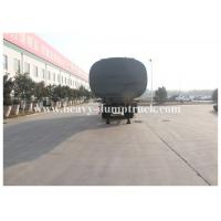 Buy cheap 50 CBM aluminum alloy fuel tank semi trailer with Six double chambers with warranty from wholesalers