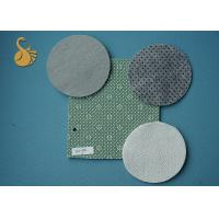 Buy cheap Anti-Slip PVC Dot Coated Carpet Base Non Woven Material / Nonwoven Fabric from wholesalers