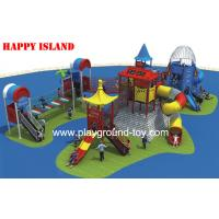 Buy cheap Imported Plastic Outdoor Playground Equipment For Kids from wholesalers