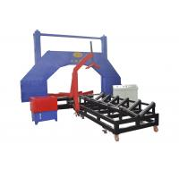 Buy cheap 1200mm Pipe Diameter Plastic Pipe Welding Machine Big Size Plastic Pipe Band Saw from wholesalers